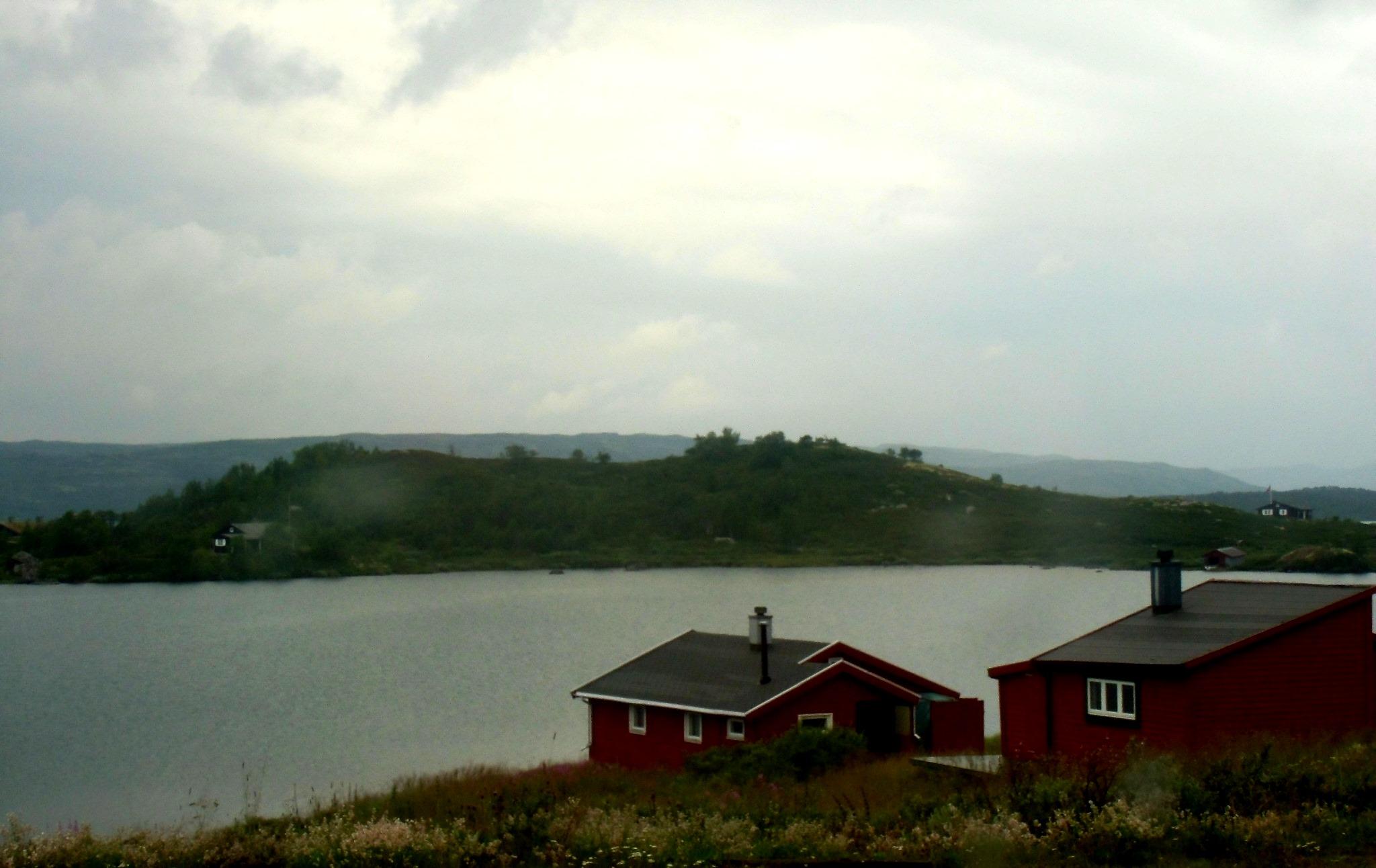 Oslo-Bergen
