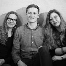 Lydia, Andre und Pia | Hertz For Nerds